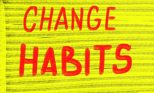 23. Change Habits